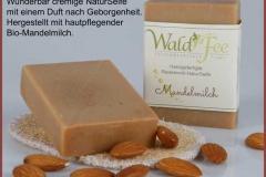 Reiskeimölseife Mandelmilch
